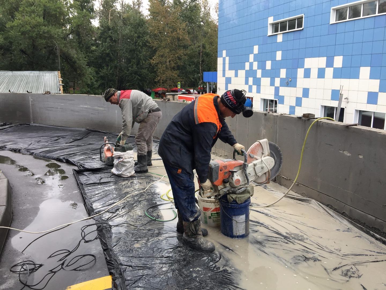 Преимущества и область применения технологии алмазной резки бетона